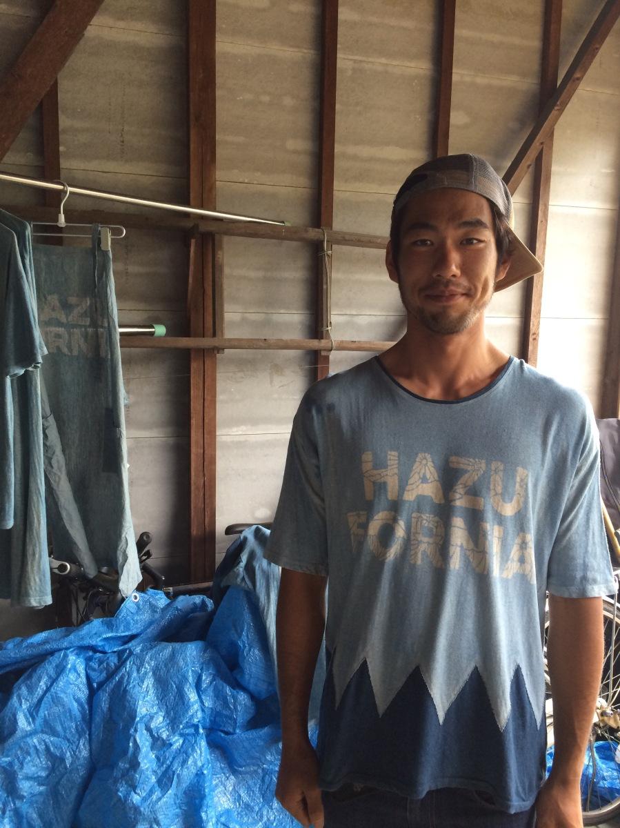 衣食住の衣が意味すること-藍玉作りの始まり-
