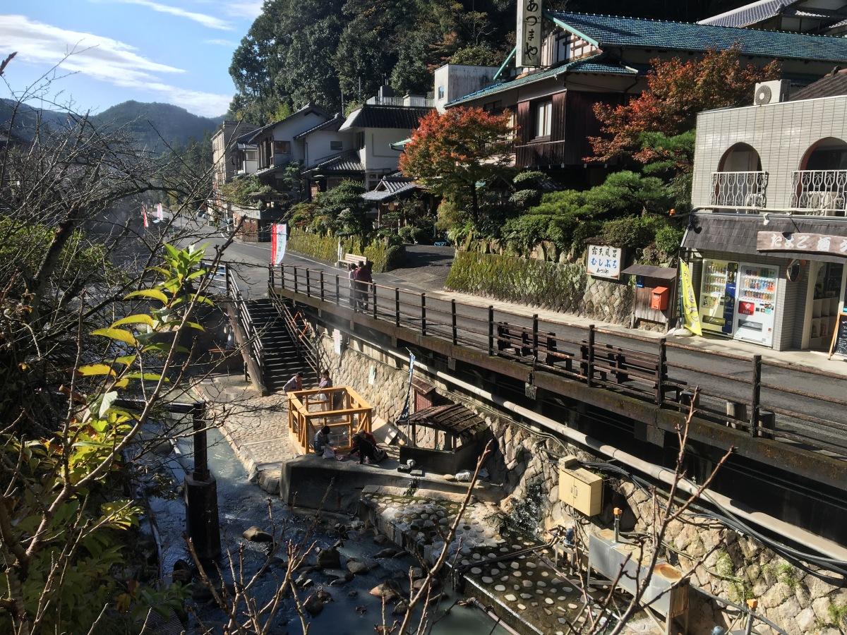 和歌山のススメ-アウトドア湯治と神社巡り-